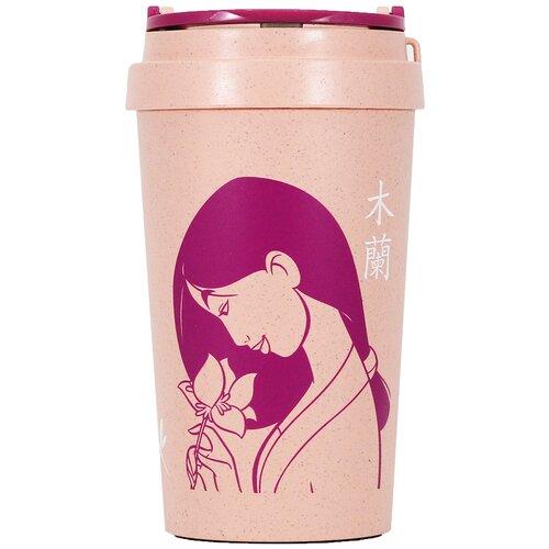 Кружка-термос Mulan (Strength & Spirit) Eco Mug 450ml EMG25733