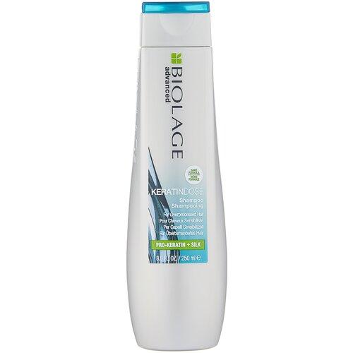 Biolage шампунь advanced Keratindose для волос, 250 мл