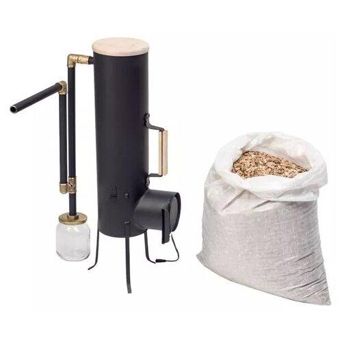 Дымогенератор холодного копчения Ворон 10 литров