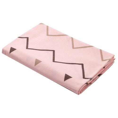 Купить Многоразовые пеленки Крошка Я фланель 120х75 геометрия 1 шт., Пеленки, клеенки