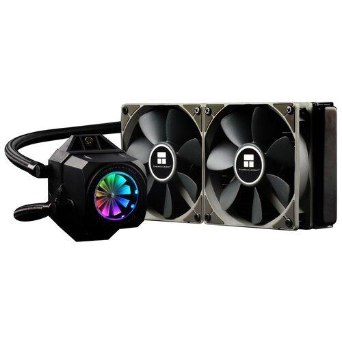 Система водяного охлаждения для процессора Thermalright Turbo Right 240 черный/серый/RGB 1 шт. недорого