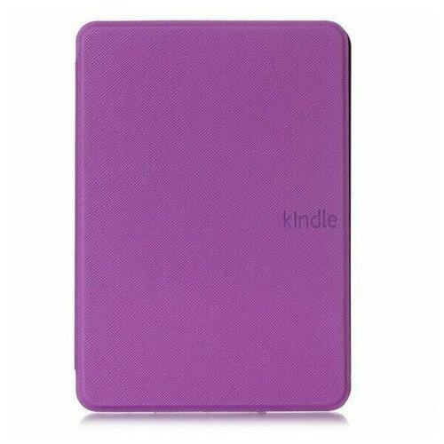 Чехол-обложка Skinbox UltraSlim для Amazon Kindle 10 с магнитом (фиолетовый)