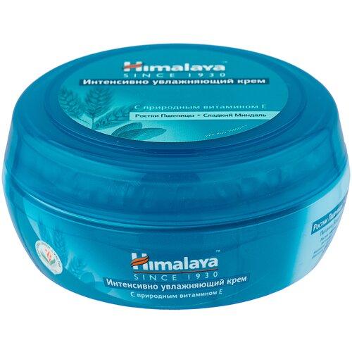 Himalaya Herbals Крем интенсивно увлажняющий для лица и тела, 50 мл интенсивно увлажняющий бальзам для губ himalaya herbals с маслом какао 4 5 мл