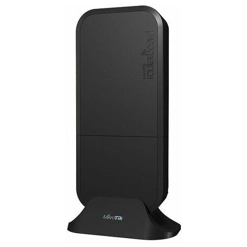 Фото - Wi-Fi точка доступа MikroTik wAP ac (RBwAPG-5HacD2HnD), черный wi fi мост mikrotik wap 60g rbwapg 60ad