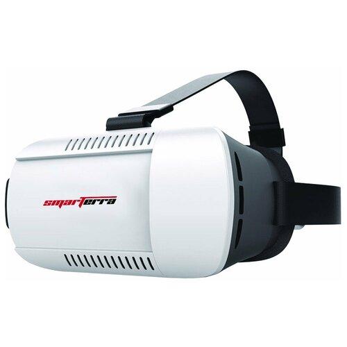 Очки виртуальной реальности для смартфона Smarterra VR, черно-белый