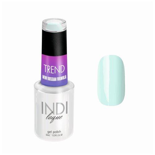 Гель-лак для ногтей Runail Professional INDI Trend классические оттенки, 9 мл, 5090 гель лак для ногтей uno color классические оттенки 12 мл 445 розовый пион