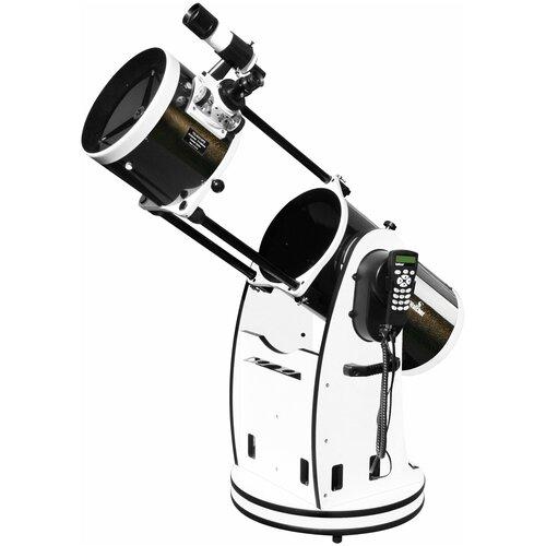 Телескоп Sky-Watcher Dob 8 (200/1200) Retractable SynScan GOTO черный/белый телескоп sky watcher bk 909az3 черный серый