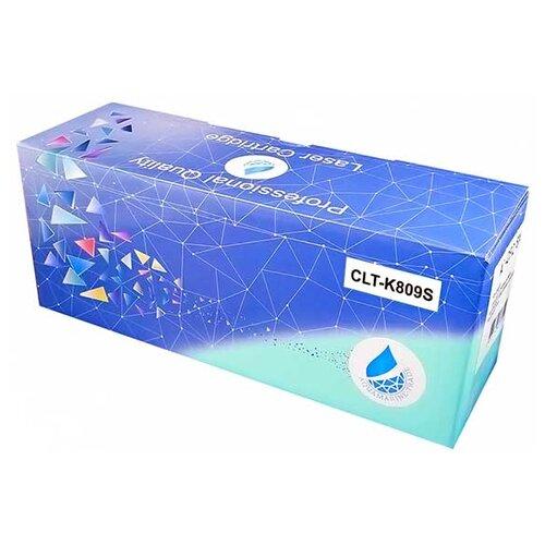 Фото - Картридж Aquamarine CLT-K809S (совместимый с картриджем Samsung CLT-K809S) картридж aquamarine ml 1210d3 совместимый с картриджем samsung ml 1210d3
