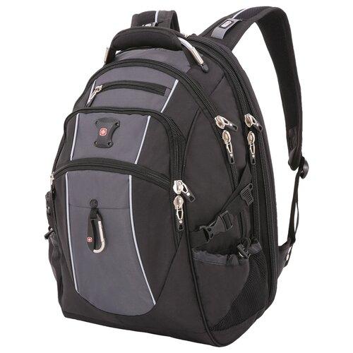 Рюкзак SWISSGEAR SA6677204410, черный/серый