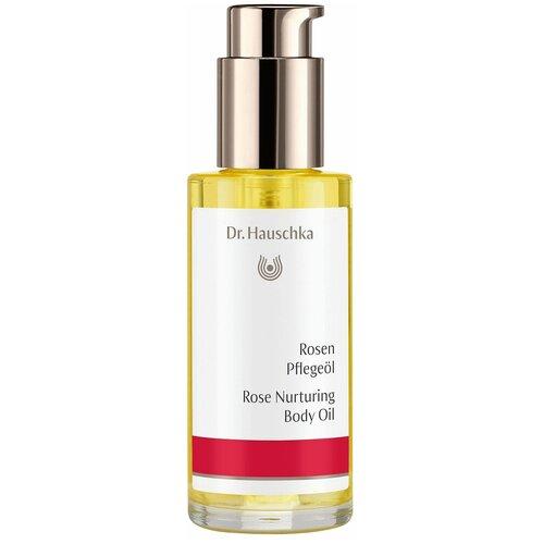Фото - Масло для тела Dr. Hauschka Rose Nurturing Body Oil, 75 мл масло dr schutz h2oil прозрачный 0 75 л