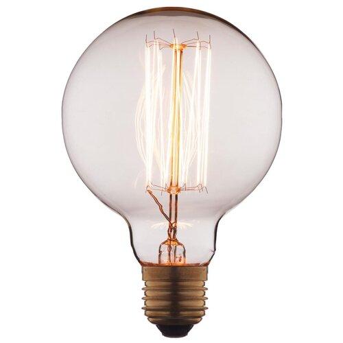 Лампочка накаливания Loft it Edison Bulb G9540 E27 40W