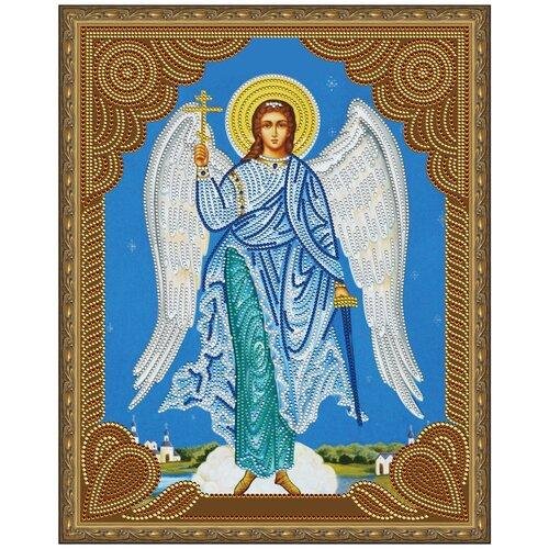 Алмазная мозаика 5D с нанесенной рамкой Molly 40х50 см Ангел хранитель алмазная мозаика 5d с нанесенной рамкой molly 40х50 см господь вседержитель