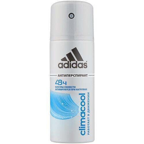 Дезодорант-антиперспирант спрей Adidas Climacool, 150 мл дезодорант антиперспирант спрей adidas 6 в 1 150 мл