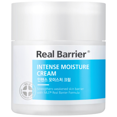 Real Barrier Intense Moisture Cream крем для лица и шеи, 50 мл