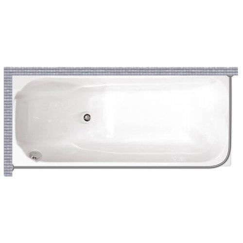 """Карниз для ванной (Штанга) """"усиленный 20"""" Triton берта 170x70 Г-образный, угловой"""