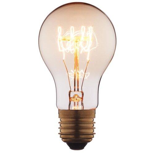 Лампочка накаливания Loft it Edison Bulb 1004-SC E27 60W