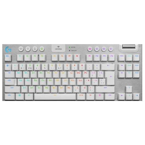 Игровая клавиатура Logitech G G915 TKL White