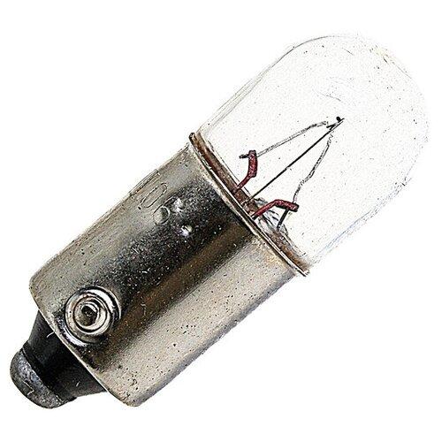 Лампа автомобильная накаливания Брестский электроламповый завод А12-1-1 T1W 12V 1W 1 шт.