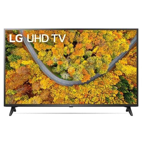 Фото - Телевизор LG 55UP75006LF 54.6 (2021), черный телевизор lg 60up77506la 60 2021 черный