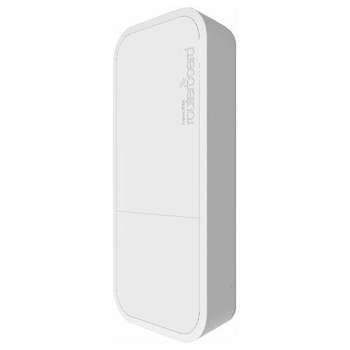 Wi-Fi роутер MikroTik wAP ac (RBwAPG-5HacT2HnD) белый