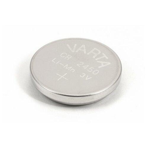 Батарейка литиевая VARTA Professional Electronics CR2450 (3V) батарейка varta cr2450 1 шт