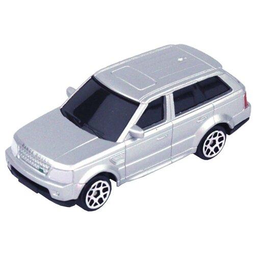 Внедорожник RMZ City Range Rover Sport (344009S) 1:64, серебристый