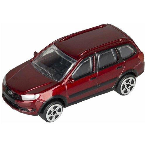 Купить Машинка Autogrand Lada Granta Cross 6 см, Машинки и техника