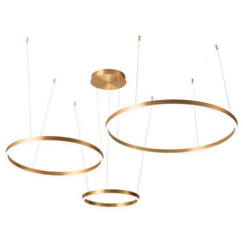 Фото - Светильник подвесной Stilfort Planetary, 4005/03/03P, 110W, LED светильник светодиодный stilfort elegante 2045 01 03p led