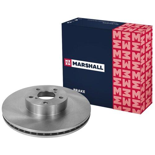 Тормозной диск передний Marshall M2000492 294x24 для Subaru Forester, Subaru Impreza