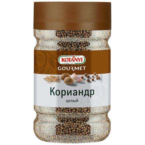 Кориандр целый KOTANYI, п/б 1200мл кориандр целый kotanyi п б 1200мл