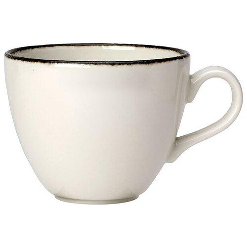 Чашка чайная «Чакоул дэппл», 0,285 л., черный, фарфор, 1756 X0020, Steelite