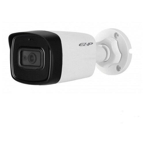 Фото - Видеокамера EZ-HAC-B5B20P-A-0280B видеокамера hdcvi купольная ez ez hac t1a11p 0280b