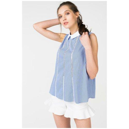 Блуза adL, размер 40/XS, голубой