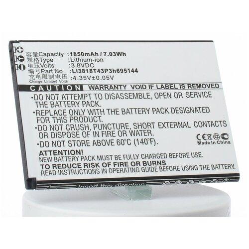 Аккумулятор iBatt iB-B1-M3053 1850mAh для ZTE Li3818T43P3h695144