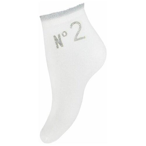 Носки женские Mademoiselle 9522 (№ 2) white (белый) Unica (35-40)
