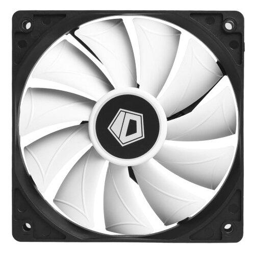 Вентилятор для корпуса ID-COOLING XF-12025-SD черный/белый