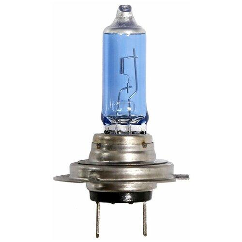 Лампа автомобильная галогенная GOODYEAR Н7 12V 55W Super White 1 шт.