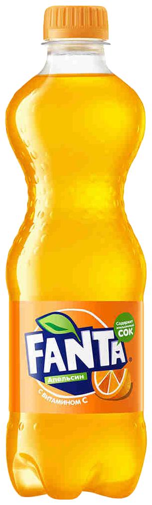 Газированный напиток Fanta — купить по выгодной цене на Яндекс.Маркете
