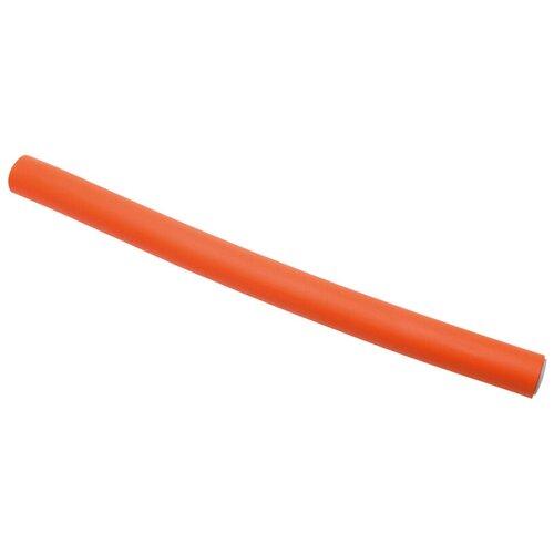 Фото - Бигуди-бумеранги DEWAL Pro BUM18240 (18 мм) 10 шт. оранжевые бигуди бумеранги dewal оранжевые d18ммх150мм 10 шт уп dewal mr bum18150
