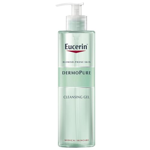 Eucerin Очищающий гель DermoPure, 400 мл недорого