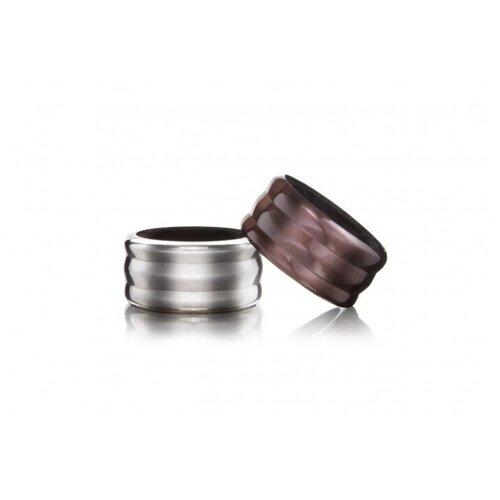 Фото - Каплеуловитель VacuVin Wine Collar набор каплеуловителей 2 шт, серебристый/коричневый подарочный набор giftset wine essentials 6 пр 6889060 vacuvin