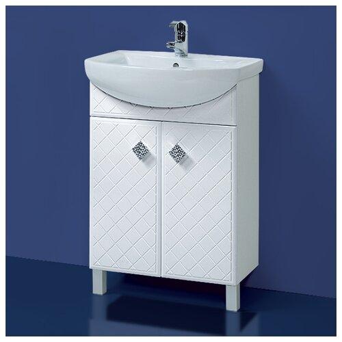 Тумба для ванной «Акваль Зара» 60 см