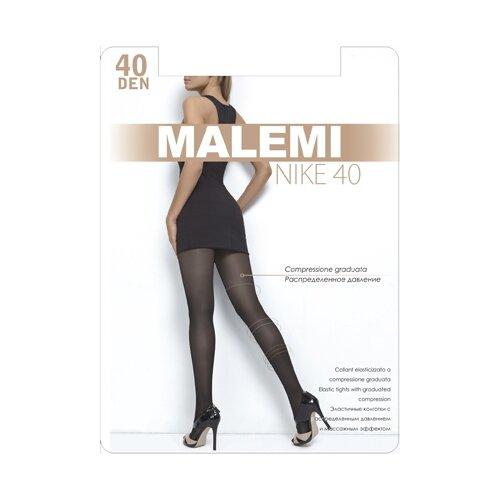 Колготки Malemi Nike, 40 den, размер V, daino (бежевый)