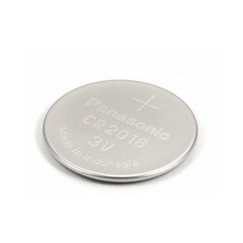 Фото - Батарейка литиевая Panasonic CR2016, CR2016BL2 (3V) батарейка cr2016 литиевая varta cr2016 3v 1 шт