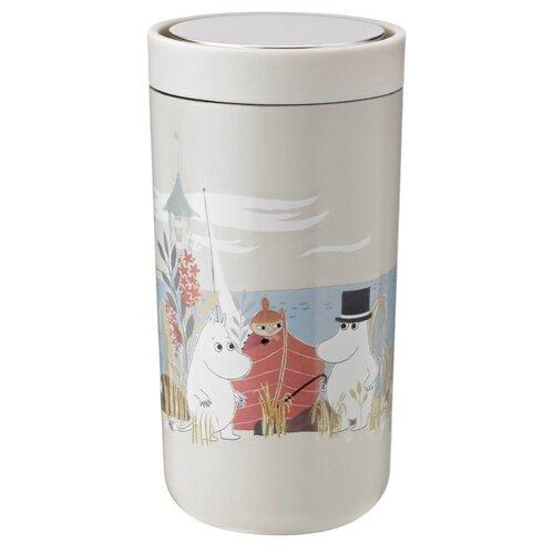 Термокружка To-Go Click Moomin, 0,2л Stelton, 1370-1