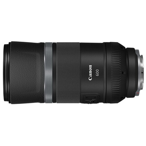 Объектив Canon RF 600mm f/11 IS STM черный