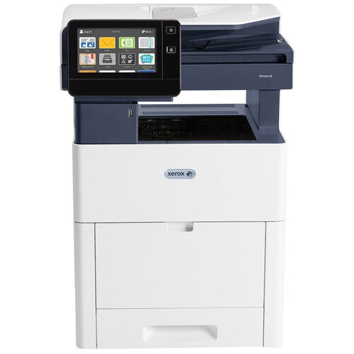 Фото - МФУ Xerox VersaLink C605XL, белый/синий принтер xerox versalink c7000n белый синий