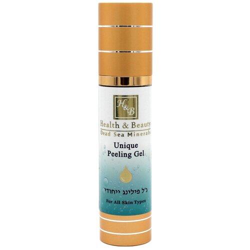 Купить Health & Beauty пилинг-гель для кожи лица, шеи и области декольте Unique Piling Gel 50 мл