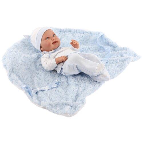 Кукла Antonio Juan Эдуардо в голубом 42 см 5005B фото