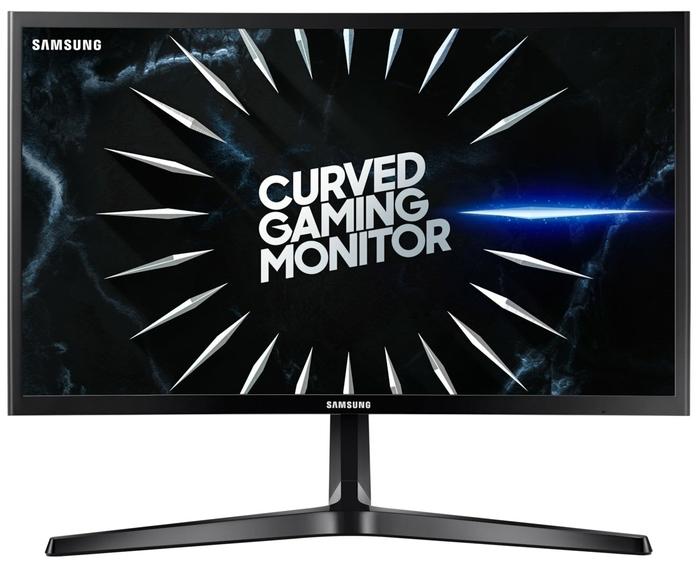 """Монитор Samsung C24RG50FQI 23.5"""" — купить по выгодной цене на Яндекс.Маркете"""